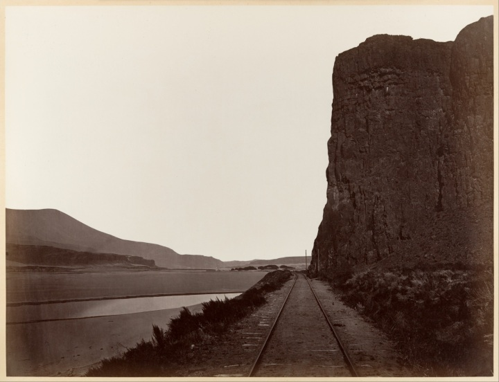 10 CEW, Cape Horn, near Celilo, Columbia River, Oregon, 1867, ,SUL 1500