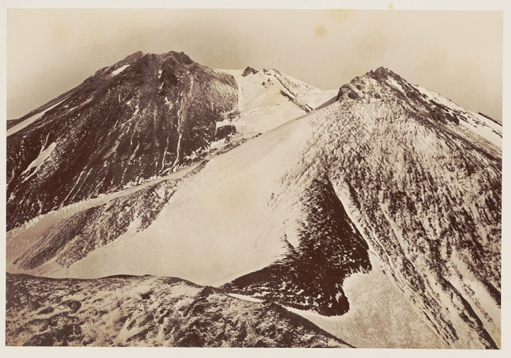 10 CEW, Mt Shasta Summit, 1870, BANC