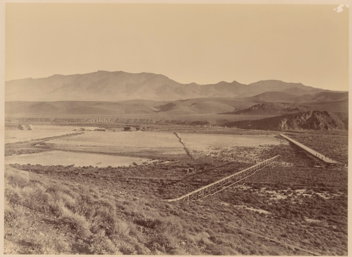 10, CEW, Woodworth Mill, Lyon County, Nev., 1876, BANC 1500