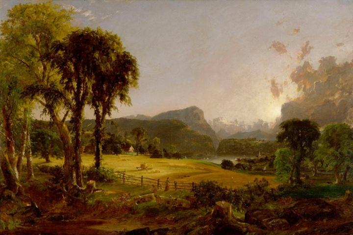 10 Jasper Cropsey, American Harvesting, 1851, IU.jpg