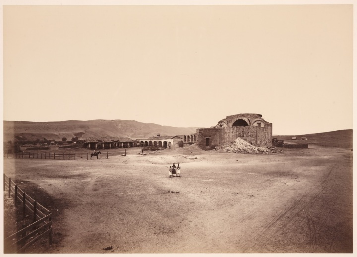 11 CEW, Mission San Juan Capistrano, Orange County, Calif., ca. 1877, HEH 1500