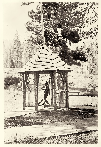 13 CEW, Soda Springs House, Placer County, Calif., 1876, HEH