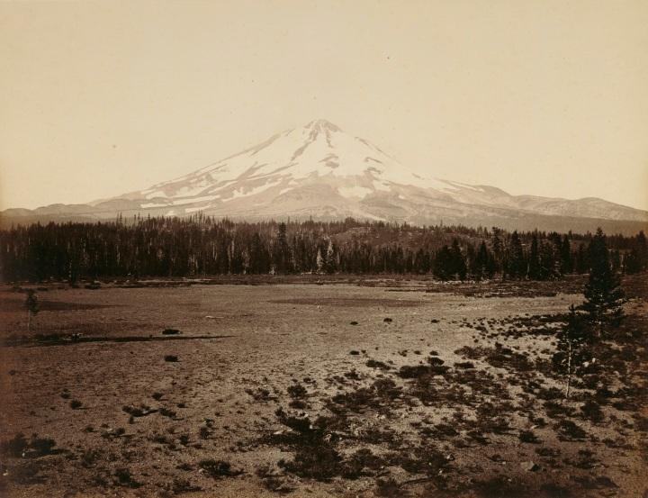 15 CEW, Mount Shasta, Siskiyou County, California, ca 1867, JPGM 1500