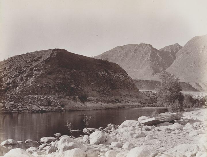 16 CEW, Kern River, ca. 1881, HEH