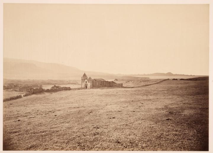 19 CEW, Mission San Carlos Borromeo de Carmelo, Monterey County, Calif., ca. 1880, HEH 1500