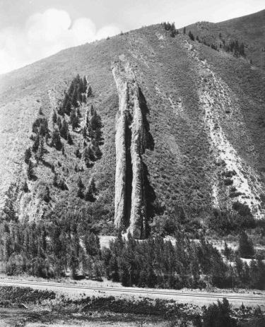19 William Henry Jackson, Devil's Slide, 1880, ACM