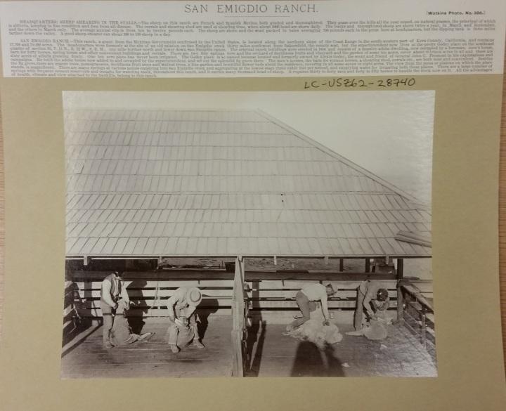 1a CEW, San Emigdio Ranch, ca. 1887-88, LOC 1500