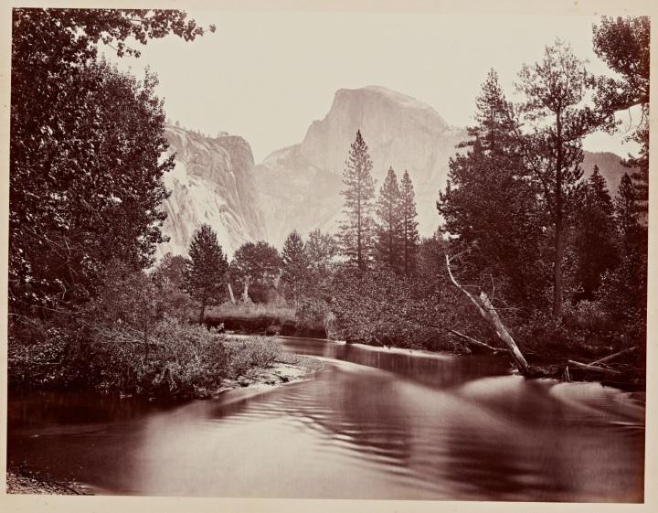 2 CEW, Half Dome, ca. 1865-66, SUL 1500