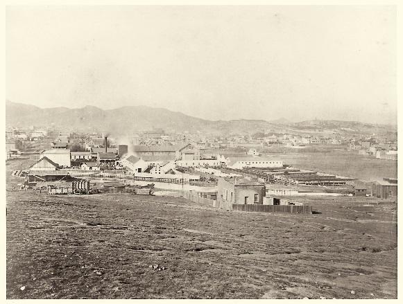 2 CEW Mission Woolen Mills, ca 1860s, SCP