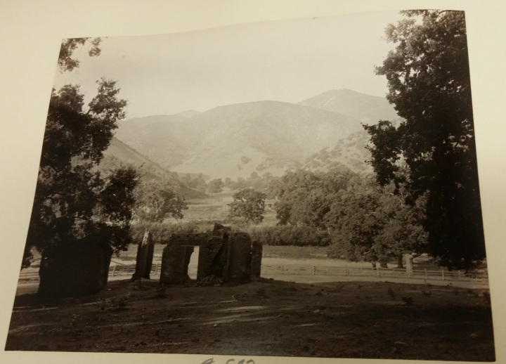 2 CEW Ruins on Tejon Ranch, 582, KCM 1500