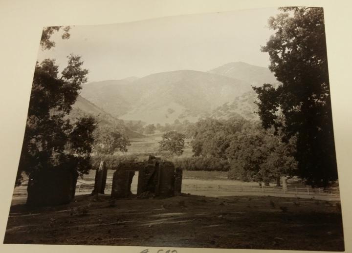 2 CEW Ruins on Tejon Ranch, 582, KCM 1500