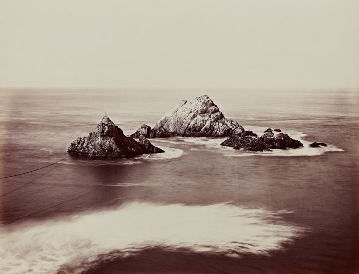 2 CEW, Seal Rocks, ca 1865-76, SUL