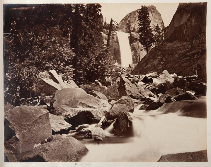 22 EJM, Vernal Fall, 1872, CSL 1500