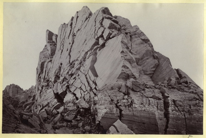 3 CEW, At Lassen's Butte, Siskiyou County, Calif., 1870, NARA 1500