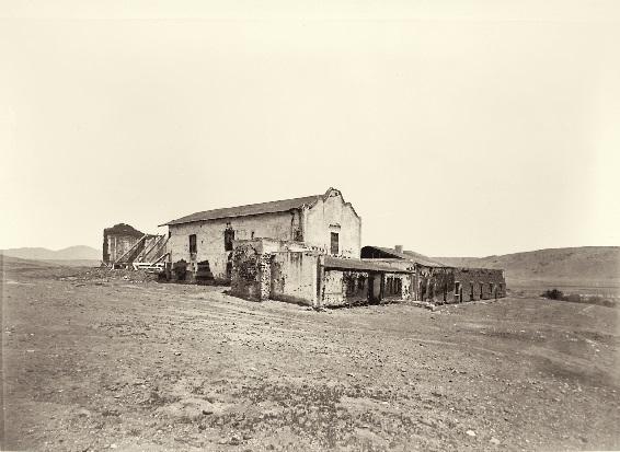 3 CEW, Mission San Diego de Alcala, San Diego County, Calif., ca. 1877, HEH