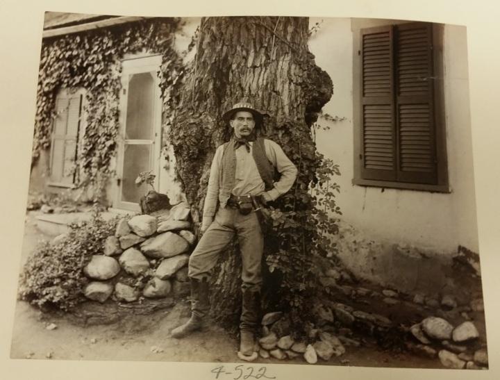 3 CEW, Portrait of Juan Jose Lopez, ca 1888, KCM 1500