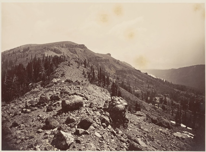 4 CEW, Mt. Lola Summit, 1879, BANC