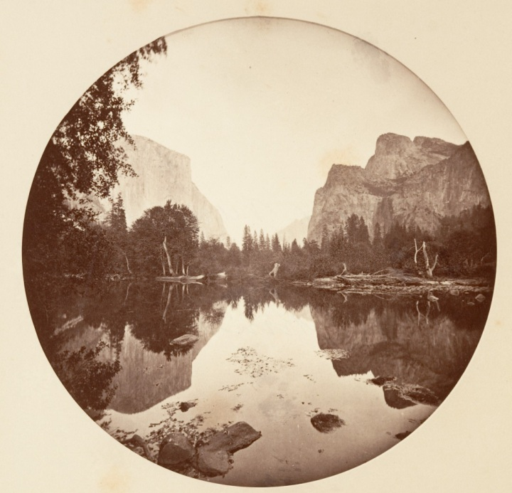 4 CEW, View Down the Valley, ca. 1878-81, Met