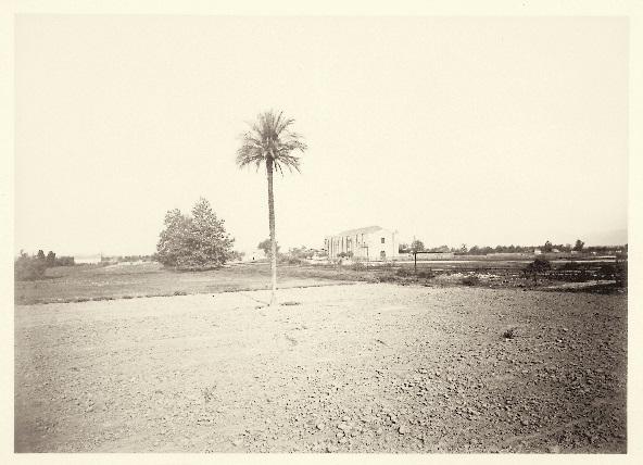 5 CEW, Mission San Gabriel Arcangel, LA County, Calif., ca. 1877, HEH