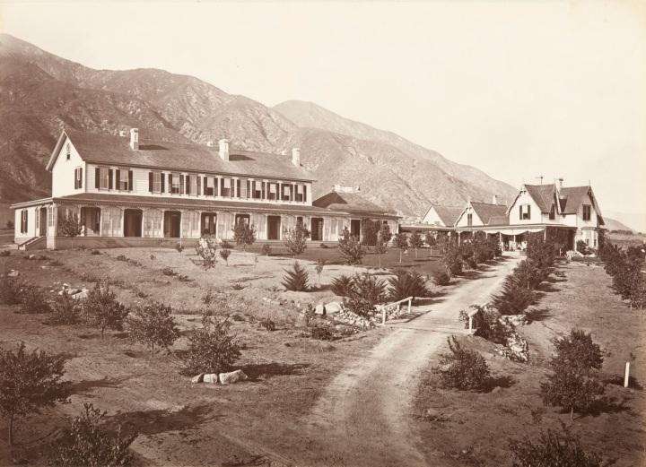 5 CEW, Sierra Madre Villa, ca. 1877-80, CSL 1500