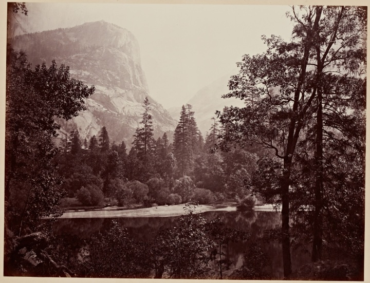 5 CEW, The Lake, Yosemite, 1861, SUL 1500