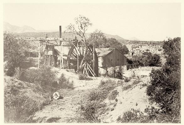 5 CEW, Yucca Paper Mill, Ravena Canon, LA County, 1877, HSA