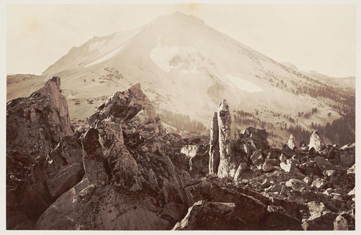 6 CEW, Lassen's Butte, 1870, BNC
