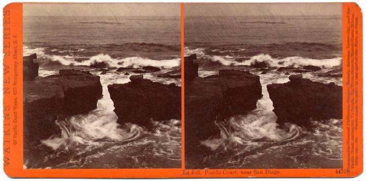 7 CEW, La Joli, Pacific Coast, near San Diego, ca. 1877, CSL 1500