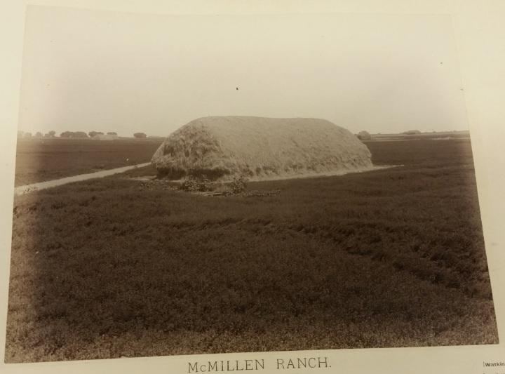7 CEW, McMillen Ranch, ca. 1887-88, KCM 1500