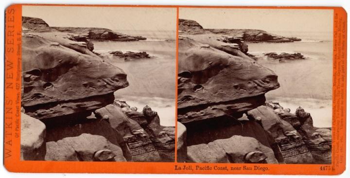 8 CEW, La Joli, Pacific Coast, near San Diego, ca. 1877, CSL 1500