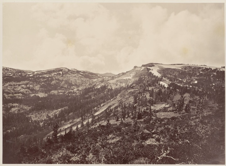 9 CEW, Mt Lola Summit, 1879, BANC